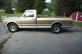 C2O CHEVY With A 396 *** EXTRA LONG BED 8' 6