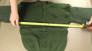 review wool swedish military sweater fingerless mitten olive youtube
