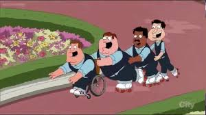 Halloween On Spooner Street Online by Family Guy Hair Cuts Youtube