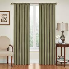 Eclipse Room Darkening Curtain Rod by Amazon Com Eclipse 10707042x084ar Kendall 42 Inch By 84 Inch
