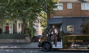 100 Ups Trucks For Sale In London Electric Are Helping UPS Make Eco