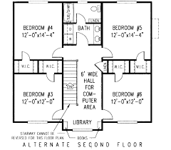 6 Bedroom 2 Story Bat House Plans 6 Bedroom 2 Story House Plans