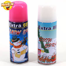 Pink Flocking Spray For Christmas Trees jakarta best selling kids party decor white spray for christmas
