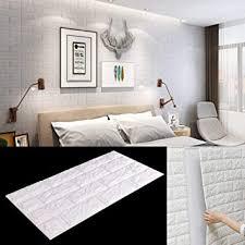 ballshop 10 tlg 77x70cm tapete selbstklebend wandpaneele wandverkleidung steinoptik 3d weiß pe schaum wasserdicht schnelle und leichte montage für