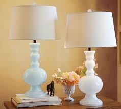 Gemma Milk Glass Table Lamp