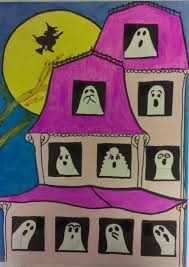 Pre K Halloween Books by 10 Timid Ghosts Thrive After Three
