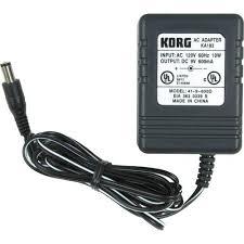 korg power adaptor long mcquade musical instruments