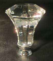 Crystal Glass Lamp Finials by Crystal Lamp Finials For Your Home Decoration Warisan Lighting