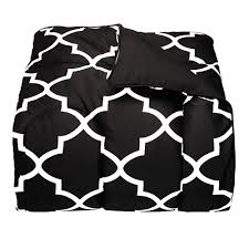 black lattice college classic twin xl comforter oral roberts