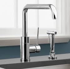 Kraus Kitchen Faucets Canada by Which Is The Best Kitchen Faucets With Pull Down Sprayer Blanco On