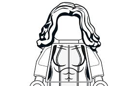 Lego Marvel Coloring Pages Miakenas Net
