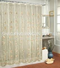 Fabrics For Curtains Uk by Elegant Shower Curtains U2013 Teawing Co