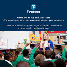 Pearson Exam Copy Book Bag by Pearson South Africa Pearson Zar Twitter