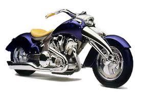 Honda VTX1800F Spec3 VTX1800F Specs