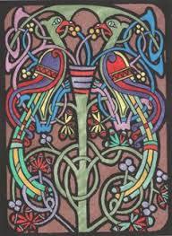 8c91b2434074020b8343d2c89f9843dd 698x960 Pixels Celtic Stained Glass DesignsCeltic KnotsColoring BooksStainsColour