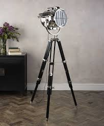 Archie Photographic Tripod Floor Lamp by Photography Tripod Floor Lamp Cashorika Decoration
