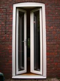 Menards Sliding Patio Screen Doors by White Wooden Glass Double French Door Frames For Patio Door And