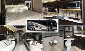 Inside The 700k Luxury American Eagle RV Thats As Big A Coach
