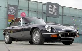 Your chance to own George Best s Jaguar E type