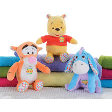 Disney Baby Winnie The Pooh by Disney Winnie The Pooh Good Morning Soft Toy Assortment 10 00