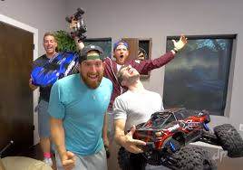 100 Traxxas Trucks For Sale Dude Perfect RC Edition