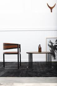 Oso Dining Chair And Lex Coffee Table By Dark Horse. | Dark Horse ...