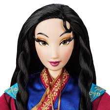 Mulan 20th Anniversary Doll 16 Limited Edition ShopDisney