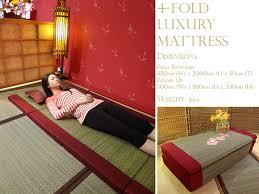 Tatami Futon Mattresses