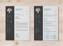 Free Professional Resume Template & Cover Design In INDD, PSD, Ai ... Free Download Sample Resume Template Examples Example A Great 25 Fresh Professional Templates Freebies Graphic 200 Cstruction Samples Wwwautoalbuminfo The 2019 Guide To Choosing The Best Cv Online Generate Your Creative And Professional Resume Cv Mplate Instant Download Ms Word You Can Quickly Novorsum Disciplinary Action Form 30 View By Industry Job Title Bakchos Resumgocom
