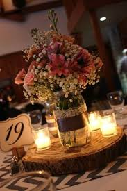 Wedding Centerpiece Ideas With Mason Jars Download Decorations Corners Restaurant Reception