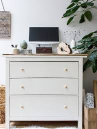 Ikea Nyvoll Dresser Instructions by Diy Dresser Hack Via Thegroupinc Ikea Malm Chest Of 3 Drawers
