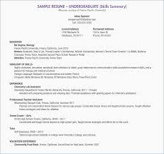 Examples Resumes For High School Students Igniteresumes Resume