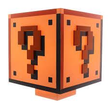 Zelda Triforce Lamp Amazon by Amazon Com Paladone Super Mario Question Block Night Light Toys