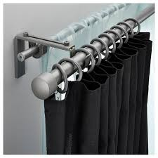 best 25 double curtain rods ideas on pinterest pipe curtain