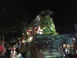 Baton Rouge Halloween Parade Route by Proteus And Orpheus Paraded Monday Night In Uptown The Latest
