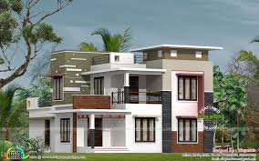 100 Box House Designs 4 Bedroom Flat Roof Type Home Kerala Design Bloglovin