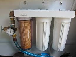Culligan Water Filter Faucet Leaking by The Complete Guide To Rv Water Filtration Trek With Us