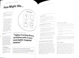 Human Centered Design toolkit book from OPM