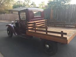Nice Old Truck: 1931 Ford Stake Bed Wooden Truck Bed Of High Quality Pickup Box Trucks Pinterest Kayak Rack For Best Resource View Our Gallery Here Marvelous Kits 1 Wood Truck Bed Plans The Bench Restoration Projects 1969 Febird 1977 Trans Am 1954 Jeff Majors Bedwood Tips And Tricks 2011 Hot Rods Fishing A Wood Hamb Modern Rodder 1929 Chevrolet Stake Bills Handmade Wooden Trucks Wooden Side Rails Homedignlastsite