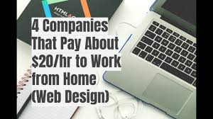 4 Companies That Pay About $20/hr To Work From Home (Web Design ... Beautiful Online Web Design Jobs Home Photos Decorating Office Setup Ideas Work From Sales Computer Desk Amazing Interior Excellent Minnesota Internet And Designing At Martinkeeisme 100 Images Lichterloh Addon Digital Graphic Aloinfo Aloinfo Website Template 20875 Modex Fniture Custom How Much Does A Cost Webpagefx Egami Creative Agency Responsive