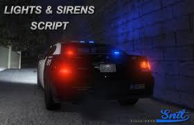 V REL Lights and Sirens Scripts LSS Scripts & Plugins GTAForums