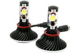 plasmaglow igniters led headlight bulb conversion kit