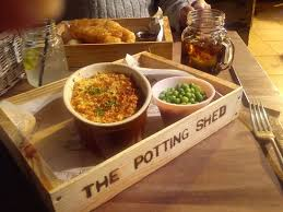 The Potting Shed Bookings by The Potting Shed Edinburgh Southside U0026 Holyrood Restaurant