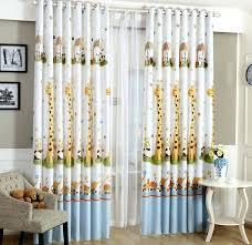 Nursery Blackout Curtains Target by Animal Print Curtains U2013 Teawing Co