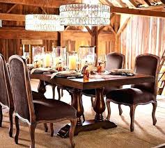 Pottery Barn Dining Set Table Extending Event