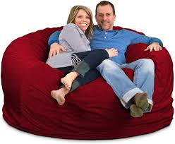 10 Bean Bag Chairs To Unwind In After A Long Day | WeRedesign Ideas Jaxx Bean Bag Sac Living Room Juniper Jr Flamingo Outdoor Kids Lawn Chair Regreen Springfield Nimbus Spandex For Bags Cocoon Junior 4feet Blueberry Microsuede Foam Fniture 554 Photos Store 2745 Bankers Sofa 6 Foot 4 Round Mulposition Grape Reviews Goedekerscom