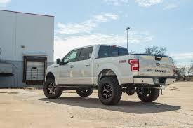 Lifted 4x4 2018 Ford F-150 RADX Stage 2 Silver Custom Truck - RAD Rides