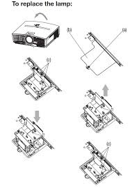 Mitsubishi Projector Lamp Replacement by Mitsubishi Hc1500 Projector Lamp Replacement Tips