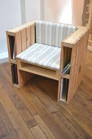 Splendiferous Diy Recycled Pallet Ideas Along With Then Projects Pallets In Chair