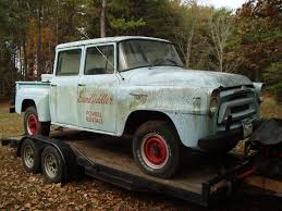 1957 International A-120 Crew Cab | Products I Love | Pinterest ...